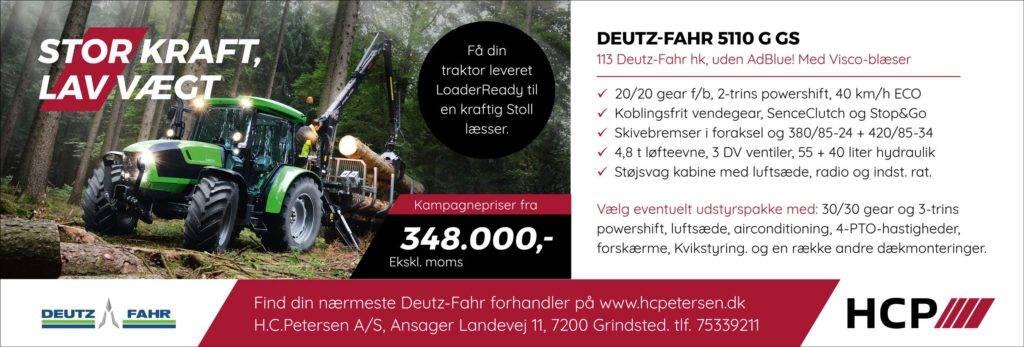 Deutz-Fahr 5110 G GS